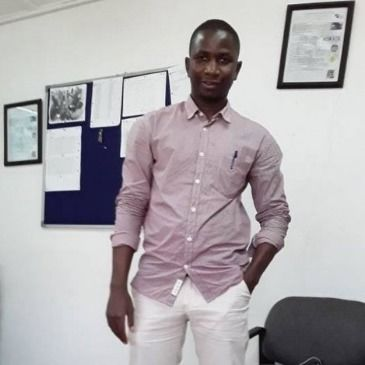 Meet Abdoulie_prof, 33 years old