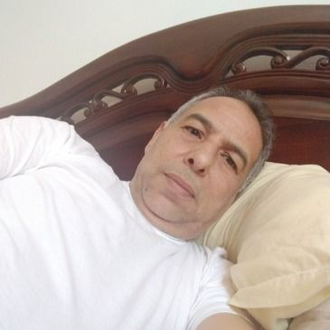 Meet Abousamed, 56 years old