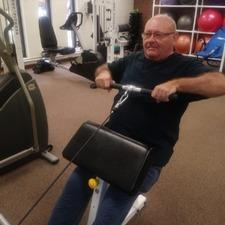 Meet Strongman, 63 years old