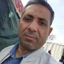 Date Baqer, 49 years old Man