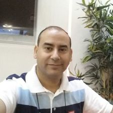 Meet Youssef-Ahmed, 49 years old
