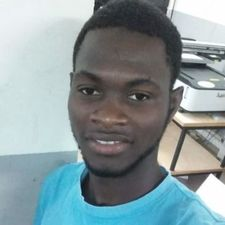 Date Ncheick, 25 years old Man
